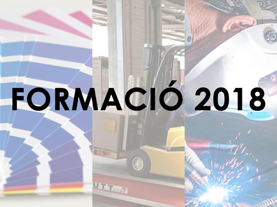 FORMACIO 2018 ANOIA ACTIVA