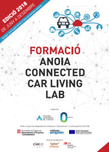 Formació Anoia Connected Car Living lab 2018