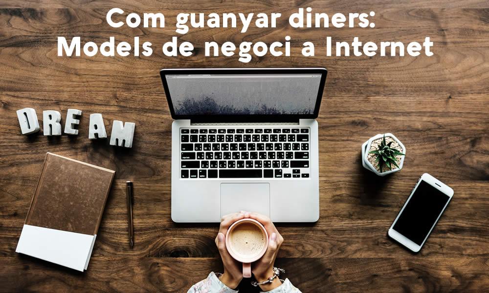 models de negoci a internet