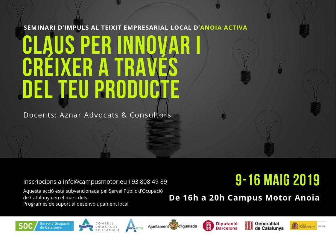 Claus Per Innovar I Créixer A Través Del Teu Producte