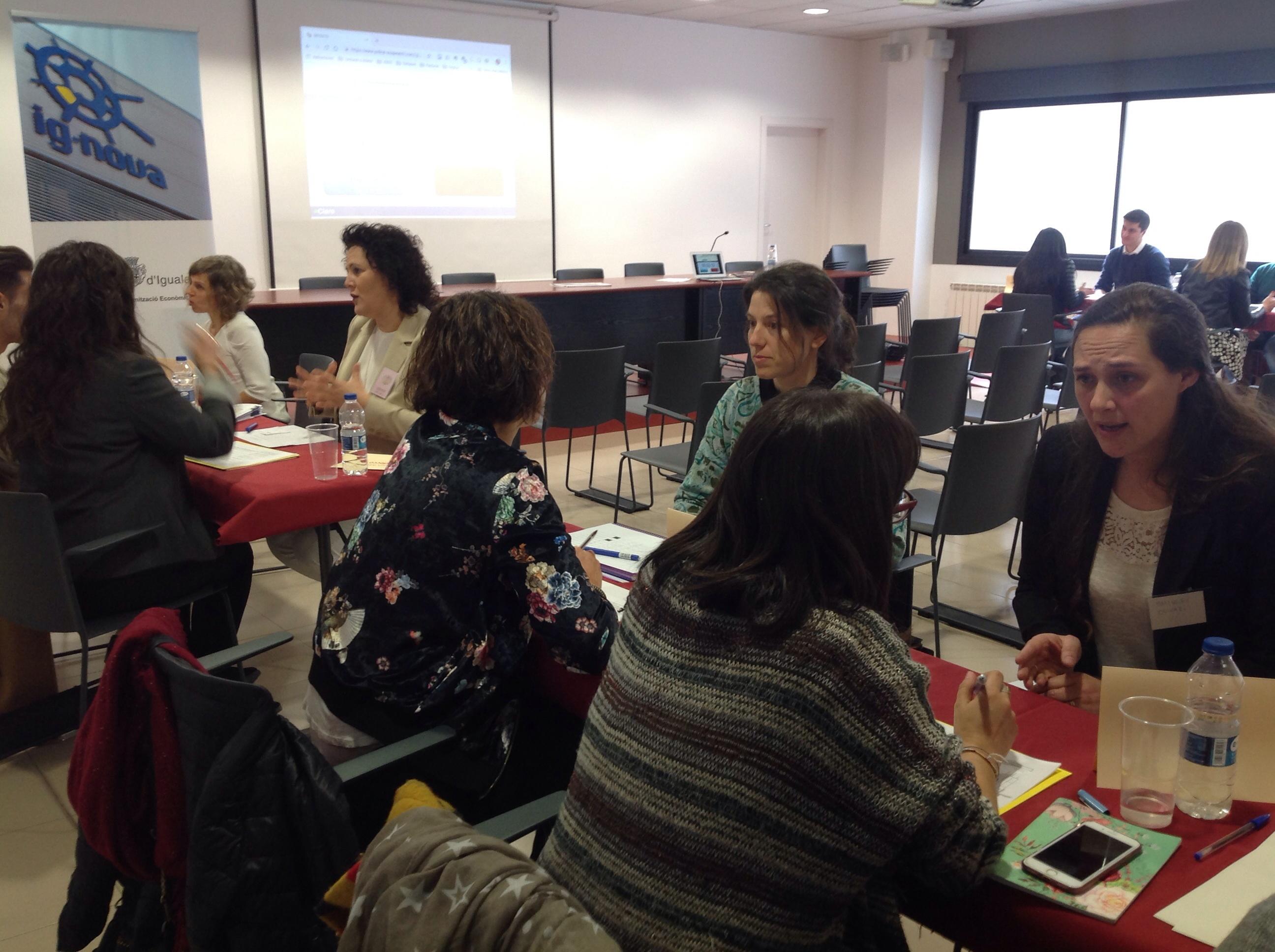Networking per a dones amb perfil professional d'alta qualificació