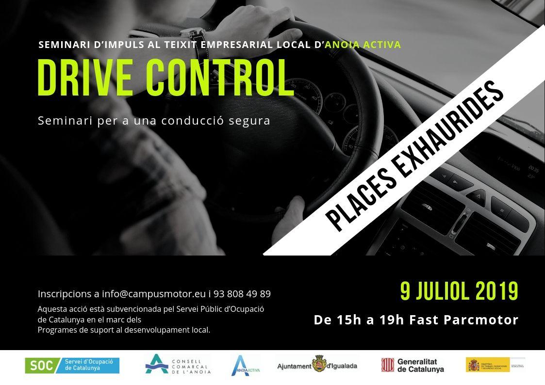 Curs Drive Control