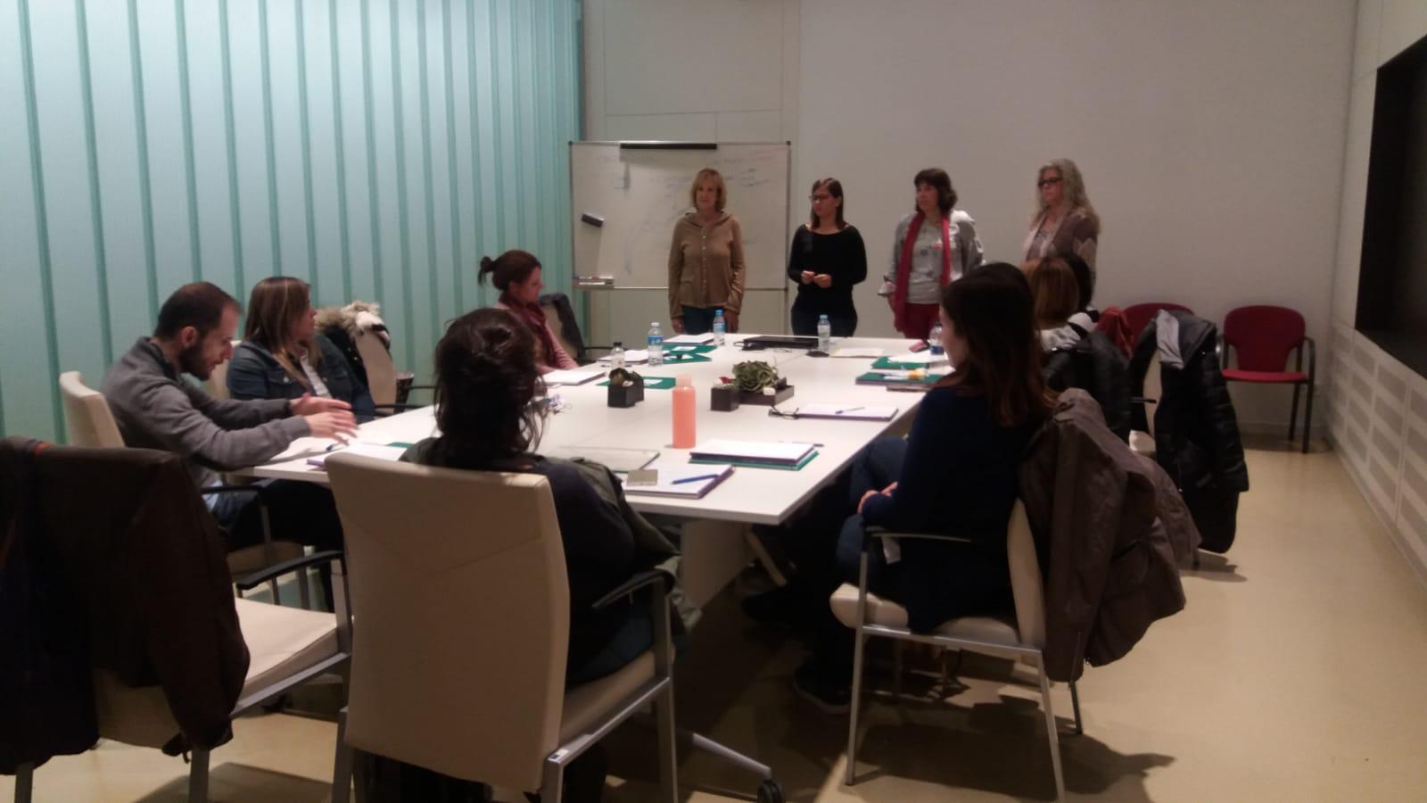 Taller D'educació Emocional Dins Del Programa Atenea
