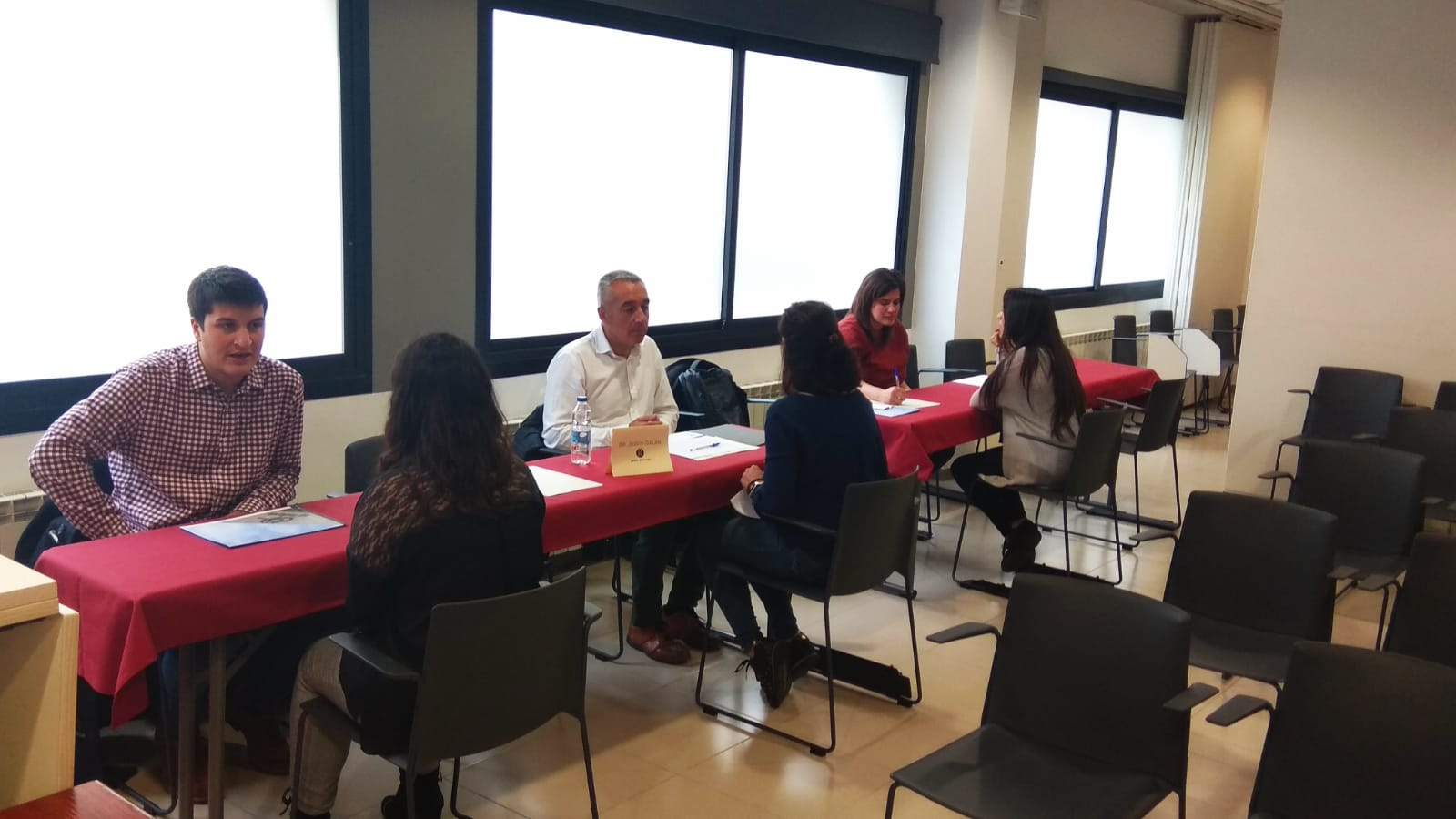 'Speed Dating' Per A Les Professionals Del Projecte Atenea