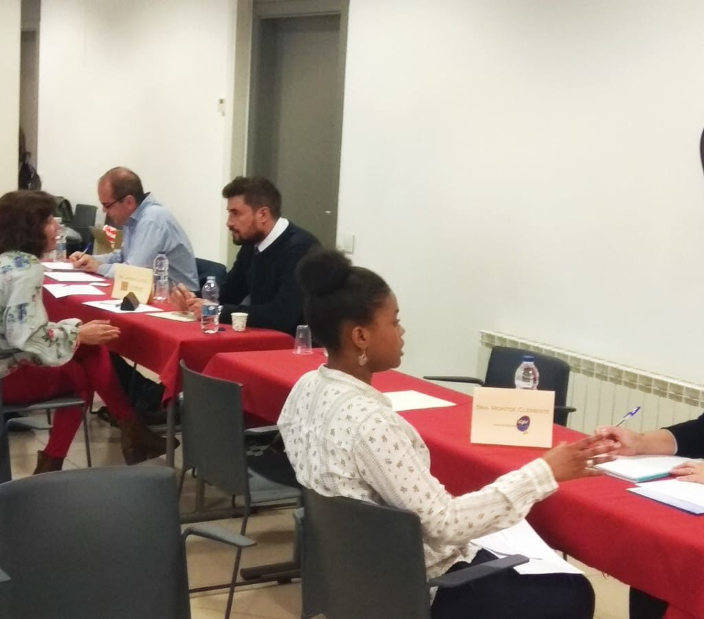 Speed Dating Atenea Igualada