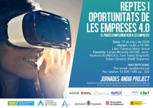 L'implementació de la tecnologia 4.0 a les empreses, seminari d'Anoia Activa
