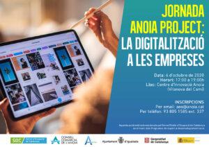Jornada de digitalització a les empreses