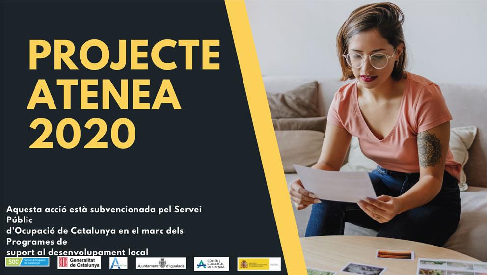 Projecte Atenea 2020